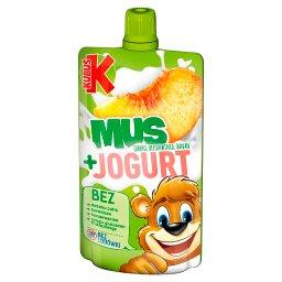 Mus + Jogurt jabłko brzoskwinia banan