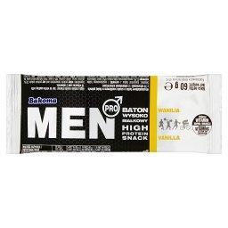 Men Pro Baton wysokobiałkowy wanilia