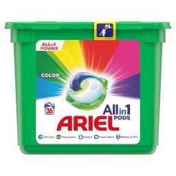 Allin1 PODS Colour Kapsułki do prania, 26prań