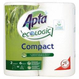 Ecologic Compact Ręczniki kuchenne dwuwarstwowe