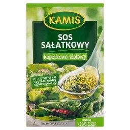 Sos sałatkowy koperkowo-ziołowy Mieszanka przyprawow...