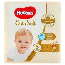 Elite Soft Pieluchy 5 12-22 kg 28 sztuk