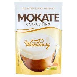 Cappuccino smak waniliowy