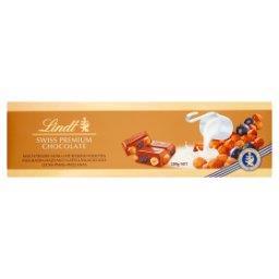 Szwajcarska czekolada mleczna z rodzynkami całymi or...
