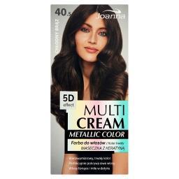Multi Cream Metallic Color Farba do włosów chłodny brąz 40.5