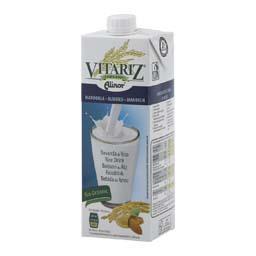 """Napój """"mleko"""" ryżowe z migdałami bio vitariz 1l"""