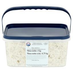 Filety śledziowe w sosie śmietanowo-koperkowym