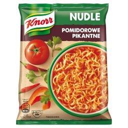 Nudle Pomidorowe pikantne Zupa-danie