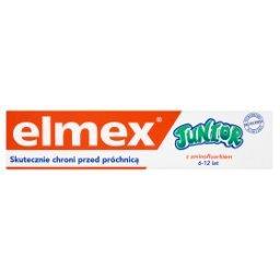 Junior Pasta do zębów z aminofluorkiem dla dzieci 6-...