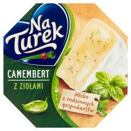 Ser pleśniowy camembert z ziołami