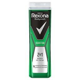 Men Quantum Żel pod prysznic i szampon 2w1 dla mężcz...