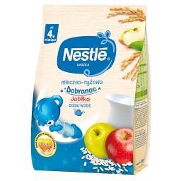 Kaszka dobranoc mleczno-ryżowa jabłko dla niemowląt ...