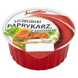 Paprykarz szczeciński z łososiem