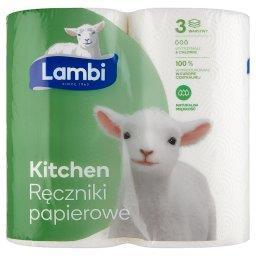 Kitchen Ręczniki papierowe 2 rolki