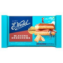 Cookie Czekolada mleczna z nadzieniem mleczno-orzech...