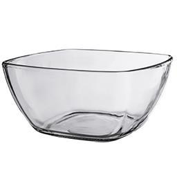 Miska/salaterka przeźroczysta kwadratowa 950 ml