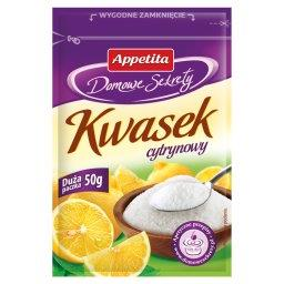 Domowe Sekrety Kwasek cytrynowy