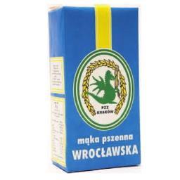Mąka pszenna wrocławska 1kg
