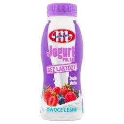 Jogurt Polski bez laktozy owoce leśne