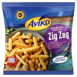 Zig Zag Frytki karbowane