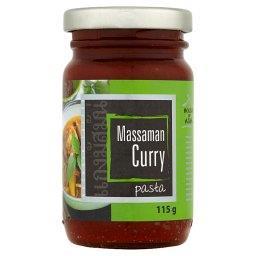 Massaman curry Pasta