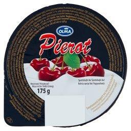 Pierot Śmietankowy jogurt z czereśniami