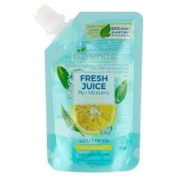 Fresh Juice Płyn micelarny z bioaktywną wodą cytruso...