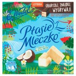 Ptasie Mleczko o smaku kokosowym