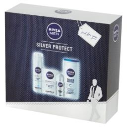 MEN Silver Protect Zestaw kosmetyków
