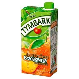 Napój pomarańcza brzoskwinia 1 l