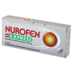 Express Tabletki powlekane 6 sztuk