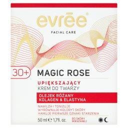 Magic Rose 30+ Upiększający krem do twarzy