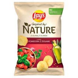 Inspired by Nature Chipsy ziemniaczane o smaku pomid...