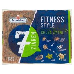 Fitness Style Chleb żytni 7 ziaren