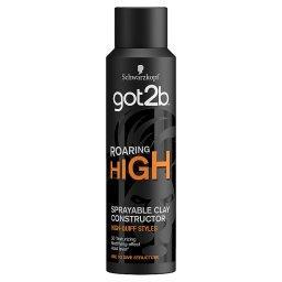 Roaring High Modelująca glinka w sprayu do włosów