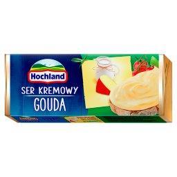 Ser kremowy Gouda
