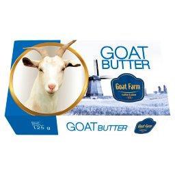 Masło kozie