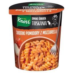Smaki Świata Toskania Świderki pomidory z mozzarellą