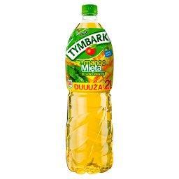Napój mango mięta