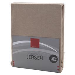 Prześcieradło Jersey 200 x 220 cm mix kolorów