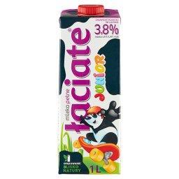 Junior Mleko UHT 3,8 % 1 l