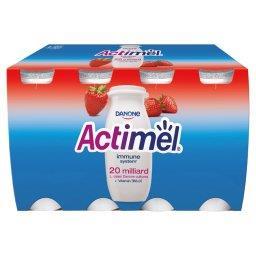Actimel Mleko fermentowane o smaku truskawkowym 800 ...