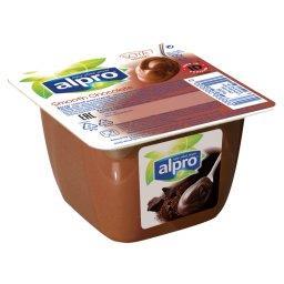 Deser sojowy z czekoladą