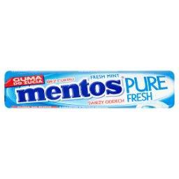 Pure Fresh Fresh Mint Guma do żucia bez cukru  (8 sz...