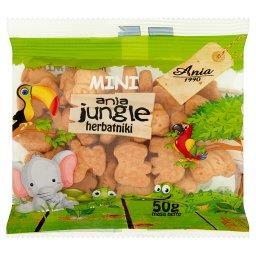 Mini ania jungle Herbatniki