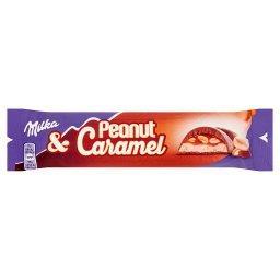 Czekolada mleczna Peanut & Caramel