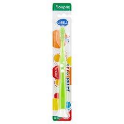 Szczoteczka do zębów dla dzieci w wieku 7-13 lat mię...