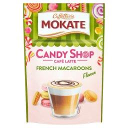 Caffetteria Candy Shop Napój kawowy w proszku o smaku makaroników