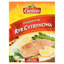 Przyprawa do ryb cytrynowa