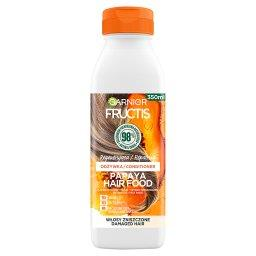 Fructis Papaya Hair Food Odżywka regenerująca 350 ml